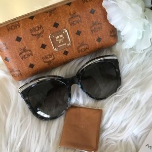 Authentic MCM sunglasses